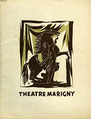 THEATRE MARIGNY, 1950: COLLECTIF