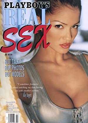 REVUE PLAYBOY'S REAL SEX - HOT TALK: COLLECTIF