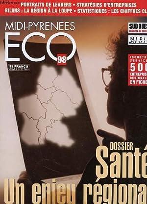AQUITAINE ECO 98 - PORTRAITS DE LEADERS: COLLECTIF