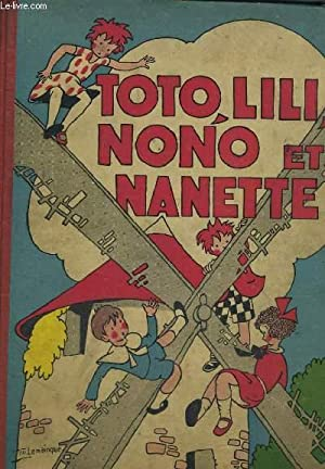 TOTO, LILI, NONO ET NANETTE. DOUBLE ALBUM: TH; BARN /