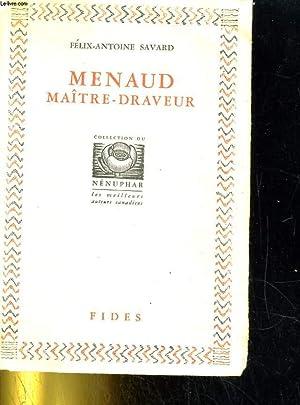 Menaud Maître-Draveur: SAVARD Félix-Antoine