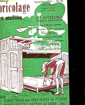 Bricolage et maison N°94 : le reversible,,,: BRICOLAGE ET MAISON