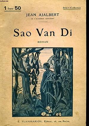 SAO VAN DI. COLLECTION : SELECT COLLECTION: AJALBERT JEAN.