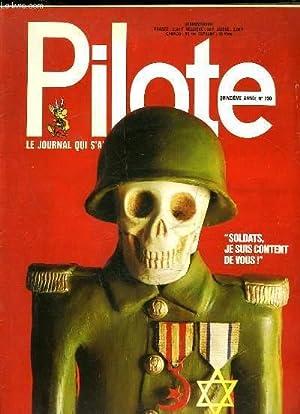 PILOTE N°730 - SOLDAT JE SUIS CONTENT: COLLECTIF
