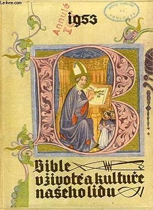 BIBLE V ZIVOTE A KULTURE NASEHO LIDU: MERELL Pr Dr