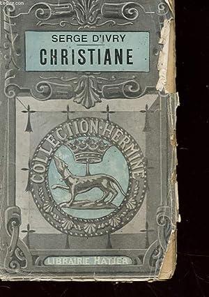CHRISTIANE: IVRY SERGE D'