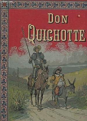 HISTOIRE DE DON QUICHOTTE: CERVANTES SAAVEDRA MIGUEL DE