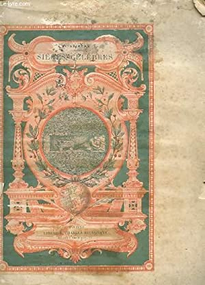 SIEGES CELEBRES - EDUTE HISTORIQUE SUR LES DEFENSES DE PLACES: AZIBERT F.