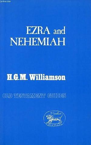 EZRA AND NEHEMIAH: WILLIAMSON H. G.