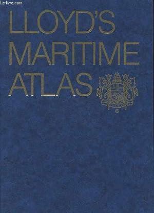 LLOYD'S MARITIME ATLAS: COLLECTIF