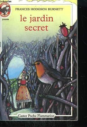 le jardin secret by burnett hodgson abebooks