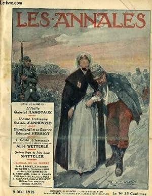 LES ANNALES POLITIQUES ET LITTERAIRES N° 1663: COLLECTIF