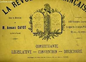 LA REVOLUTION FRANCAISE 8me FASCICULE. LES MASSACRES DE NANCY, MORT DE MIRABEAU, SUPPRESION DES ...