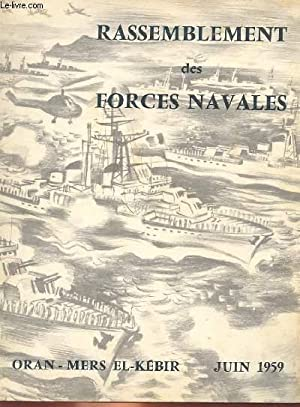 RASSEMBLEMENT DES FORCES NAVALES: COLLECTIF