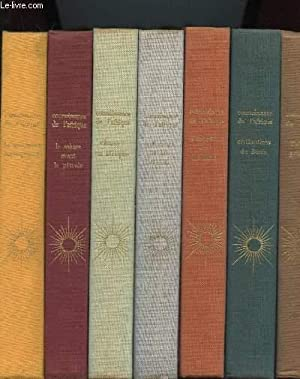 CONNAISSANCE DE L'AFRIQUE EN 7 VOLUMES & CONNAISSANCE DE L'ASIE EN 2 VOLUMES.: ...