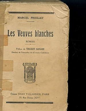 LES VEUVES BLANCHES: MARCEL PRIOLLET