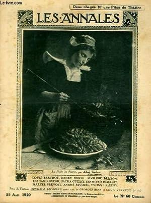 LES ANNALES POLITIQUES ET LITTERAIRES N° 1940 La Pêche du Patron, par Alfred Guillon (...