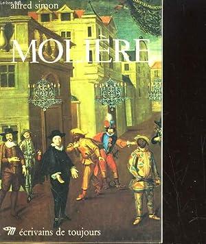 Molière - Collection Ecrivains de toujours n°40: SIMON ALFRED