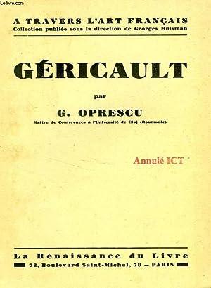 GERICAULT: OPRESCU G.