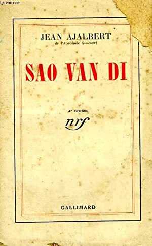 SAO VAN DI.: AJALBERT JEAN.