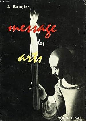 LE MESSAGE DES ARTS: BOUGIER ANNETTE