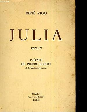 JULIA. ROMAN: RENE VIGO