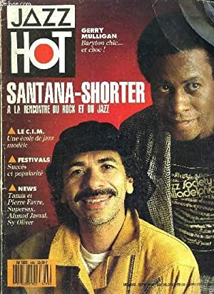 JAZZ HOT N° 455 - Santana-Shorter, idylle: COLLECTIF