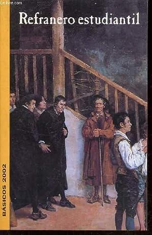 Refranero estudiantil: José A Sanchez