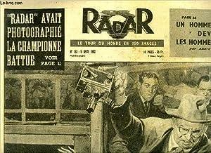 Radar n° 161 - Radar avait photographié: Collectif