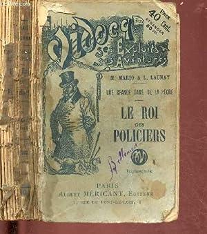 LE ROI DES POLICIERS: MARIO M. /