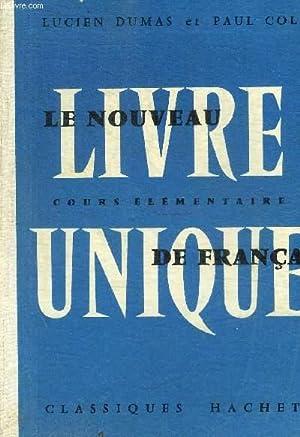 Dumas Livre Unique De Francais Abebooks