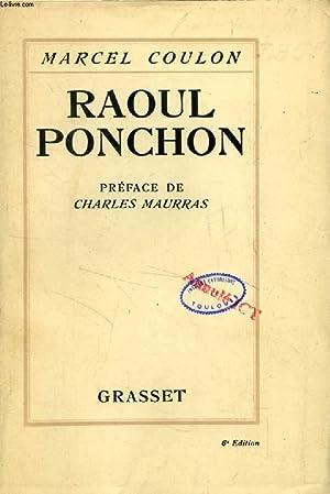 RAOUL PONCHON: COULON MARCEL