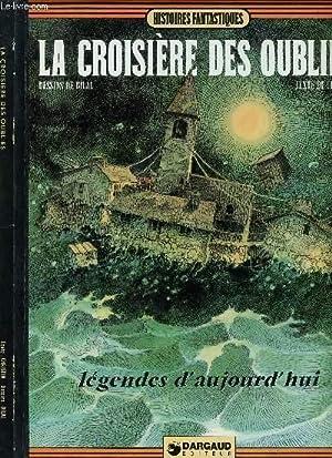 LA CROISIERE DES OUBLIES.: BILAL / CHRISTIN