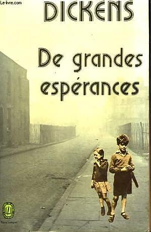 LES GRANDES ESPERANCES: DICKENS CHARLES