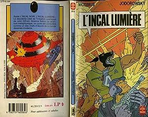 L'INCAL LUMIERE: JODOROWSKY / MOEBIUS