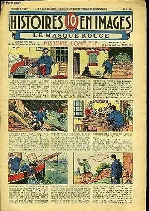 Histoires en Images n°1367 : Le Masque: PEGUET & COLLECTIF