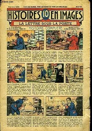 Histoires en Images n°1308 : La lettres: PEGUET & COLLECTIF