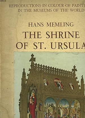 Hans Memling. The Shrine of St. Ursula: GUILLAUME Maur /