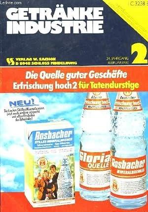 Getranke Industrie n°2 : Die Quelle guter: COLLECTIF