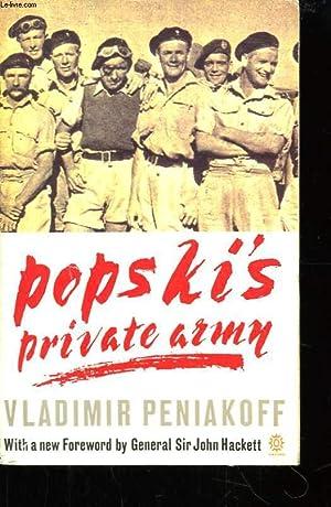 Popski's Private Army.: PENIAKOFF Vladimir Lieutenant-Colonel