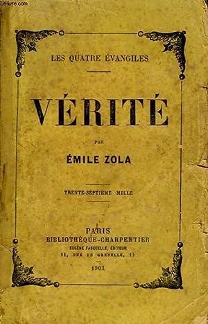 Vérité: ZOLA Emile