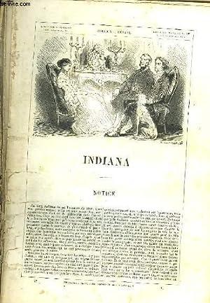 Indiana, suivi de Melchior.: SAND GEORGE
