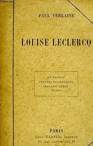 Louise Leclercq: VERLAINE Paul