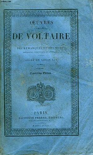 Oeuvres Complètes de Voltaire. TOME 25 : VOLTAIRE