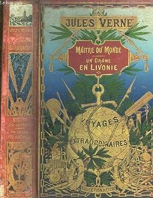 Les Voyages Extraordinaires. Maître du Monde -: VERNE Jules
