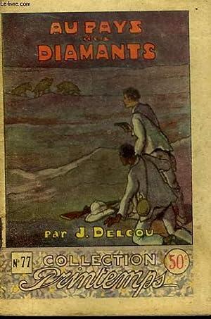 Au Pays des Diamants.: DELCOU J.