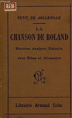 La Chanson de Roland. Histoire, analyse, extraits: PETIT DE JULLEVILLE