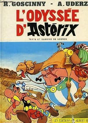 L'Odyssée d'Astérix. Astérix aux Jeux Olympiques: UDERZO & GOSCINNY