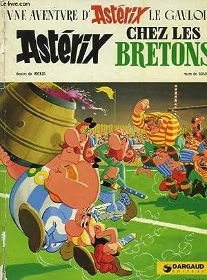 Astérix chez les Bretons.: UDERZO & GOSCINNY