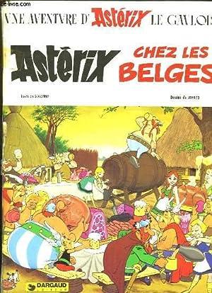 Astérix chez les Belges.: GOSCINNY - UDERZO